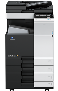 Konica Minolta Bizhub C258 Air Copier Systems